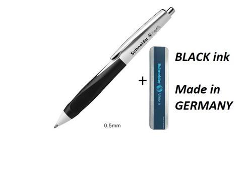 Schneider Haptify Retractable gel pen 0.5mm White body