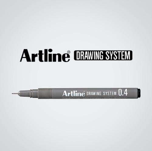 Artline Drawing System fineliner 0.4mm EK234
