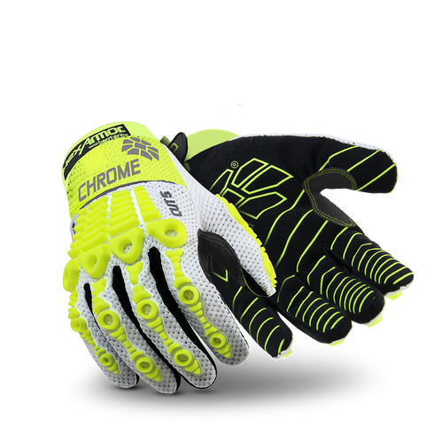 HexArmor Chrome Oasis 4030 Glove, ANSI/ISEA Cut Level A8 ...