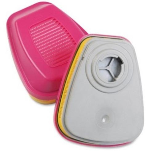 P100 Respiratory Protection 3M Organic Vapor//Acid Gas Cartridge//Filter 60923