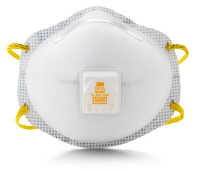 N95 Particulate 3m™ Nuisance Level Acid With Respirator Gas 8516