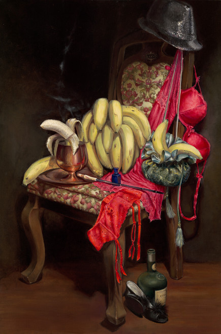 Art Deco, Home Decor, Oil Painting, Interior Design, Classical Art, Richeson75 Still Life & Florals 2020 Finalist