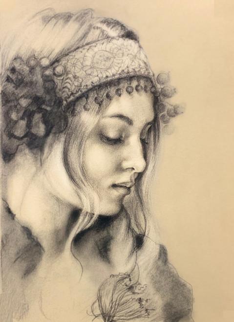 Study For Zilliya