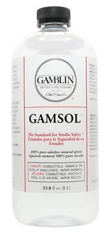 Gamblin Gamsol 32oz