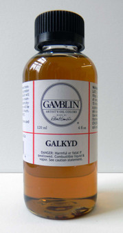 Gamblin Galkyd Painting Medium 4oz