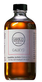 Gamblin Galkyd Painting Medium 16oz