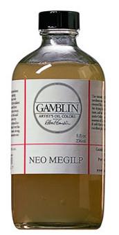 Gamblin Neo-Megilp Medium 8oz