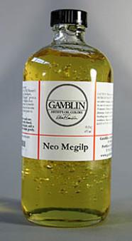 Gamblin Neo-Megilp Medium 16oz