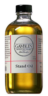 Gamblin Linseed Stand Oil 8oz
