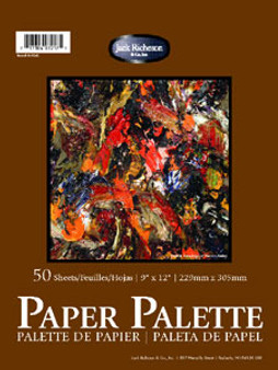 Jack Richeson Paper Palette 9x12-Inch