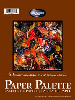 Jack Richeson Paper Palette 12x18-Inch
