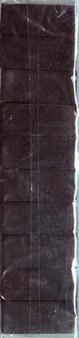 Palomino Eraser Blackwing Black 10pk