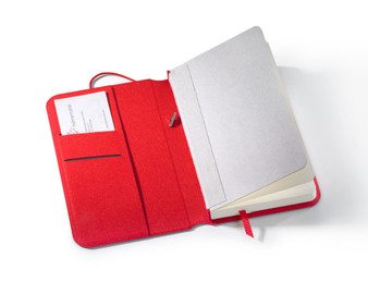 """Hahnemuhle Diary Flex Book 7.5x4.4"""" 80 Sheets Ruled"""