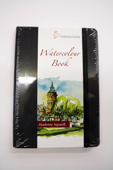 "Hahnemuhle Watercolor Book 200G A6 Portrait 4x6"" 30 Sheets"