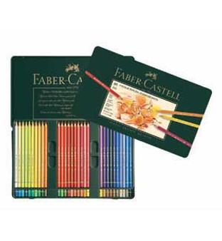 Faber-Castell Polychromos Pencil Tin Set 60