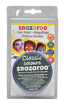 Snazaroo Face Paint 18ml Grass Green