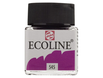 Talens Ecoline Liquid Watercolor 30ml Jar Red Violet