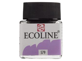 Talens Ecoline Liquid Watercolor 30ml Jar Pastel Violet
