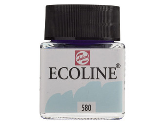 Talens Ecoline Liquid Watercolor 30ml Jar Pastel Blue