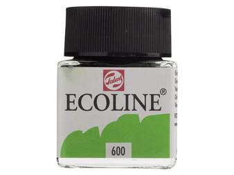 Talens Ecoline Liquid Watercolor 30ml Jar Green