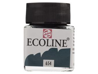 Talens Ecoline Liquid Watercolor 30ml Jar Fir Green
