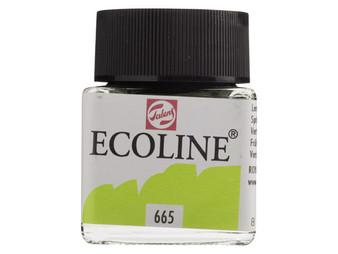 Talens Ecoline Liquid Watercolor 30ml Jar Spring Green