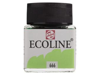 Talens Ecoline Liquid Watercolor 30ml Jar Pastel Green