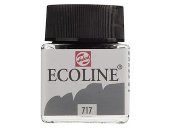 Talens Ecoline Liquid Watercolor 30ml Jar Cold Grey