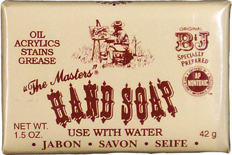 Master's Hand Soap 1.5oz Bar