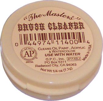 Master's Brush Cleaner .25oz Mini Trial Size