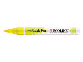 Talens Ecoline Watercolor Brush Pen Lemon Yellow