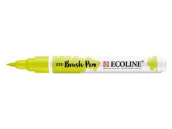 Talens Ecoline Watercolor Brush Pen Chartreuse