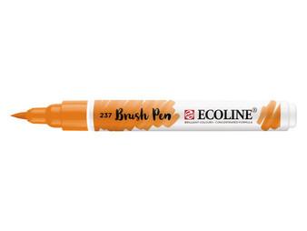 Talens Ecoline Watercolor Brush Pen Deep Orange