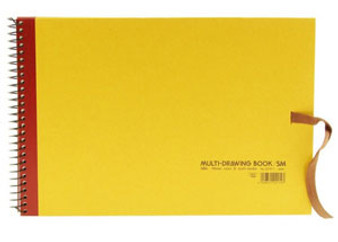 Holbein Drawing Pad 11x8.6 Brown