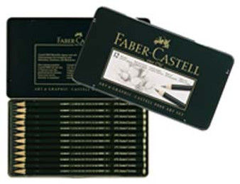 Faber-Castell 9000 Art Set
