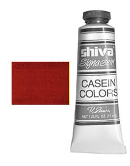 Shiva Signa-Sein Casein Series 3: 37ml Alizarin Crimson Hue