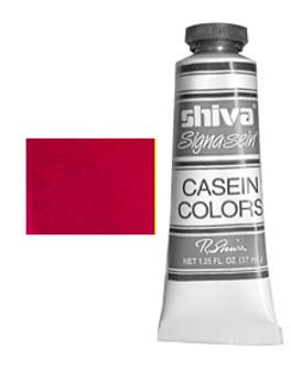 Shiva Signa-Sein Casein Series 3: 37ml Rose Red