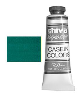 Shiva Signa-Sein Casein Series 1: 37ml Shiva Green