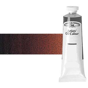Winsor & Newton Artists Oil Colour 37ml Brown Madder