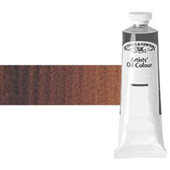 Winsor & Newton Artists Oil Colour 37ml Burnt Umber