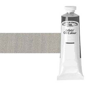 Winsor & Newton Artists Oil Colour 37ml Pewter
