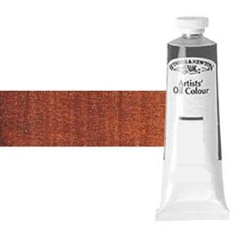 Winsor & Newton Artists Oil Colour 37ml Transparent Brown Oxide