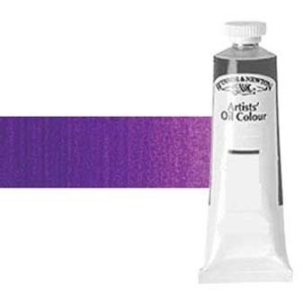 Winsor & Newton Artists Oil Colour 37ml Winsor Violet Dioxazine