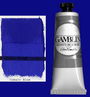 Gamblin Artists Oil Color 37ml Series 5: Cobalt Blue