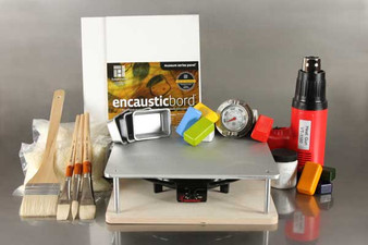 R&F Encaustic Studio Essentials Kit