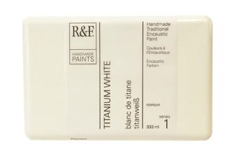 R&F Encaustic Titanium White Large 333ml