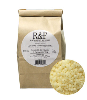 R&F Encaustic Medium 1lb Bag