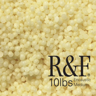 R&F Encaustic Medium 10 lb. Bag