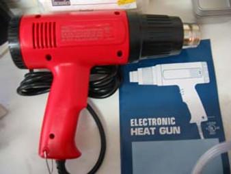 R&F Encaustic Heat Gun