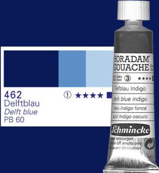 Schmincke Horadam Gouache 15ml Delft Blue